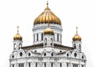 Cathedral of Christ the Saviour of Moscow - Featured Image